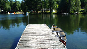 Clear Lake Cottage Available Fall, Winter and Spring