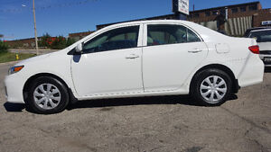 2013 Toyota Corolla CE Sedan - SUNROOF/BLUETOOTH/HTD SEATS! Kitchener / Waterloo Kitchener Area image 2