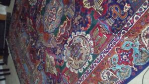 URGENT: PURE PERSIAN CARPET FOR SALE MUST GO THIS WEEK!