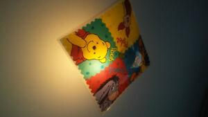 whinny the Pooh Lamp shade.