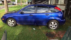 2005 Ford focus zx5 Hatchback
