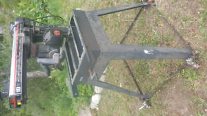 Craftsman 10 inch Radial Arm Saw