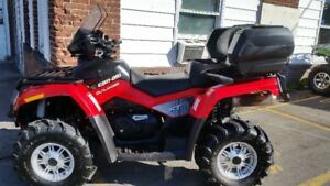 2010 CAN AM 650 MAX X7