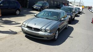 2003 Jaguar X-TYPE cuir Berline