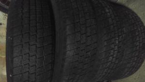 Tires on rim 215 75 R15 6 holes