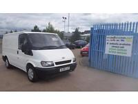 2006 FORD TRANSIT 260 SWB Ex Cond 1 Owner FSH 12mth Warranty AA Cover NO Vat