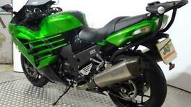 2018 Kawasaki ZZR1400