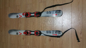 Snow Blades + Bindings - Youth 97cm - Barely Used