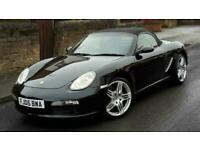 LOW MILEAGE 2005 PORSCHE BOXSTER 2.7 987 WITH ONLY 51K * BEAUTIFUL EXAMPLE / PX