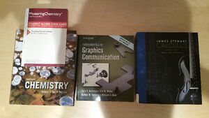 UOIT First Year Engineering Books/Textbooks for Sale