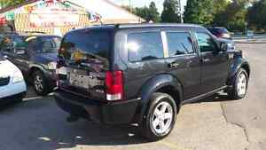 2008 Dodge Nitro  4x4 SAFETY+E-TEST included London Ontario image 6