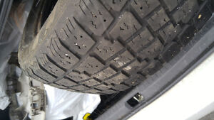 185/60/16 M&S Rated Tires