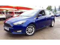 2015 Ford Focus 1.6 125 Zetec (Nav) Powershift Automatic Petrol Hatchback