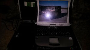 Panasonic toughbook CF-19 Edmonton Edmonton Area image 1