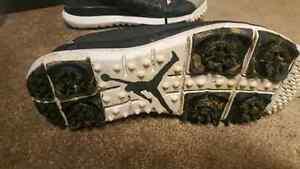 Jordan Golf Shoes size 10 London Ontario image 2