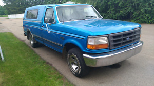 1995 Ford F150 5.8L (blown engine)