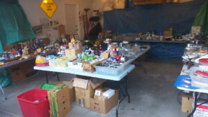 Big Fundraiser Garage Sale