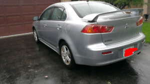 Low Mileage 2008 Lancer ES with Safety