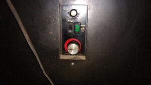 1992 Regency pellet stove