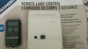 Remote Lamp Light Control