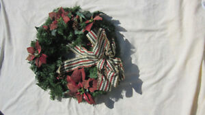 Wreaths - Assorted -Seasonal Holiday items