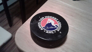 St.john's maple leafs official game puck.I have more ads thanks St. John's Newfoundland image 2