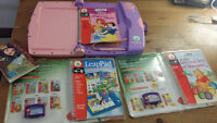 LeapFrog LeapPad Ultra Ebook with 3 extra books and battaries