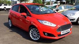 2013 Ford Fiesta 1.0 EcoBoost Titanium X 5dr Manual Petrol Hatchback