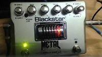 PEDALE BLACKSTAR HT METAL