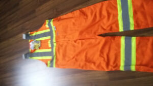 Men's work overalls - size small
