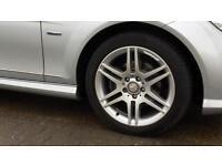 2011 Mercedes-Benz C-Class C220 CDI BlueEFFICIENCY Sport Automatic Diesel Estat