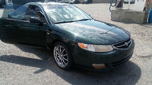 2000 Toyota Solara 3.0 Coupe (2 door) Fully loaded 4500 oetested