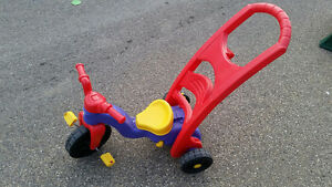 Fisher-Price Rock, Roll 'n Ride Trike XL-Excellent Condition-$30 Strathcona County Edmonton Area image 1