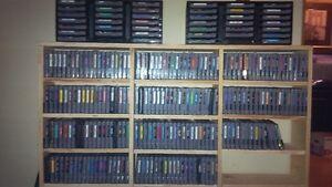 100s of NES Games Cartridges, boxes, manuals, CIB