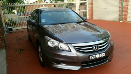 2012 Honda Accord 2.4L MY12-Excellent condition