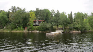 Lake of the Woods Cottage for Sale - Brule Point