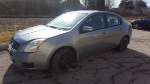 2007 Nissan sentra $3500 Cert and e tested