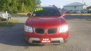 PONTIAC TORRENT SUV ** LOADED / SUNROOF ** EASY FINANCING $5995