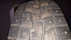 Snow tires lt165/70r17