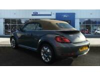 2017 Volkswagen Beetle 1.4 TSI 150 Design 2dr Petrol Cabriolet Cabriolet Petrol