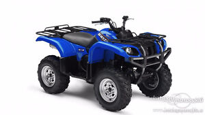 Parting Out - Yamaha Grizzly 660's