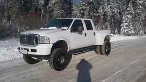 Trade mint f350 for non dually diesel