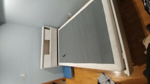 Free: full/double bed set