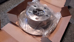 Volkswagen new set of brake pads and rotors, front and rear Kitchener / Waterloo Kitchener Area image 5