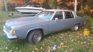 1980 Buick Electra Sedan need gone to day