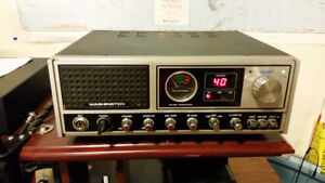 Looking For 40 Channel SSB CB Radio
