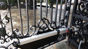 Swing gate opener - ITALY (Installation cost is included)