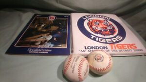 London Tigers collectibles