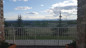 Mountain Views!! Condo NW Calgary