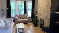 Sept.1st - Awesome upper 3BR flat...heat incl...pet friendly